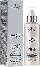Парфюмерия и Козметика Серум за коса - Schwarzkopf Professional BC Bonacure Scalp Genesis Root Activating Serum