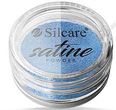 Парфюмерия и Козметика Пудра за нокти - Silcare Satine Powder