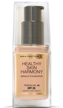 Фон дьо тен - Max Factor Healthy Skin Harmony Foundation — снимка N1