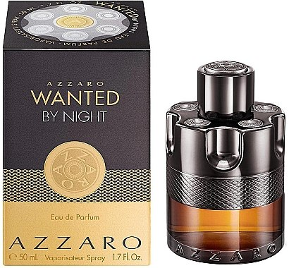 Azzaro Wanted By Night - Парфюмна вода