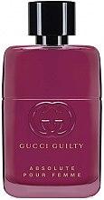 Парфюми, Парфюмерия, козметика Gucci Guilty Absolute Pour Femme - Парфюмна вода (тестер без капачка)
