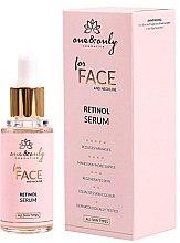 Парфюми, Парфюмерия, козметика Серум за лице с ретинол - One&Only Cosmetics For Face&Neckline Retinol Serum