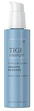Парфюмерия и Козметика Изглаждащ крем-бустер за коса - Tigi Copyright Custom Care Smooth Booster