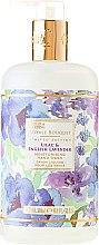 Парфюми, Парфюмерия, козметика Течен сапун за ръце - Baylis & Harding Royale Bouquet Lilac & English Lavender Hand Wash