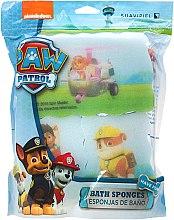 """Парфюми, Парфюмерия, козметика Комплект гъби за баня """"Пес патрул"""" - Suavipiel Paw Patrol Skye Ryder Rubble Bath Sponge"""