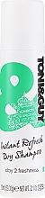 Парфюмерия и Козметика Сух шампоан за коса - Toni & Guy Instant Refresh Dry Shampoo