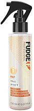 Парфюмерия и Козметика Спрей за коса - Fudge One Shot Leave-In Treatment Spray