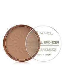 Парфюмерия и Козметика Бронзираща пудра за лице - Rimmel Natural Bronzer Powder