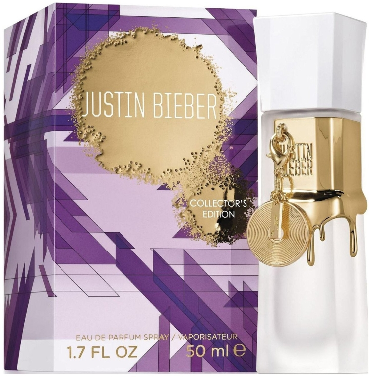 Justin Bieber Collector's Edition - Парфюмна вода — снимка N2