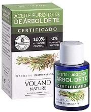 Парфюмерия и Козметика Натурално масло от чаено дърво - Voland Nature Tea Tree Oil