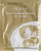 Парфюмерия и Козметика Маска за очи - Pil'aten Crystal Collagen Eye Mask