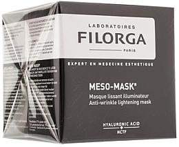 Парфюмерия и Козметика Изглаждаща маска против бръчки - Filorga Meso Mask Anti-Wrinkle Lightening Mask (мостра)