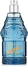Парфюми, Парфюмерия, козметика Versace Blue Jeans - Тоалетна вода (тестер без капачка)