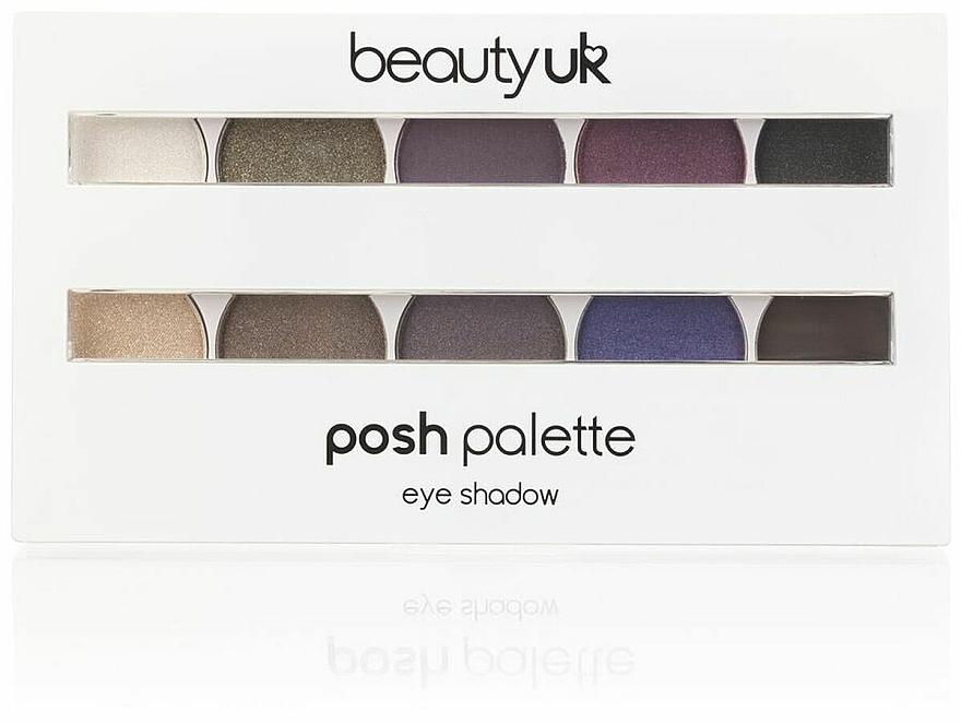 Палитра сенки за очи - Beauty UK Posh Eye Shadow Palette