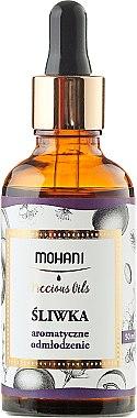 Масло от костилки на сливи - Mohani Plum Seeds Oil — снимка N1