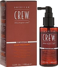 Парфюми, Парфюмерия, козметика Укрепващ тоник за скалп и коса - American Crew Fortifying Scalp Revitalizer