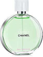 Парфюмерия и Козметика Chanel Chance Eau Fraiche - Тоалетна вода