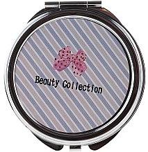 Парфюмерия и Козметика Кръгло огледало 85598, наклонено - Top Choice Beauty Collection Mirror