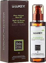 Парфюми, Парфюмерия, козметика Натурално африканско масло - Saryna Key Volume Lift Treatment Oil