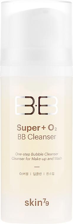 Почистваща пяна за отстраняване на грим и BB крем - Skin79 BB Cleanser — снимка N2