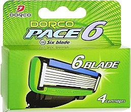 Парфюми, Парфюмерия, козметика Сменяеми ножчета за бръснене - Dorco Pace 6