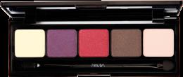 Парфюмерия и Козметика Палитра сенки за очи - Nouba Unconventional Palette Eyeshadow
