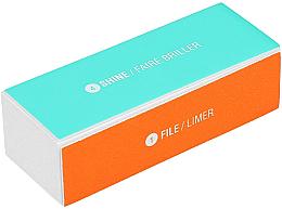 Парфюми, Парфюмерия, козметика Професионална полираща пила за нокти - Tools For Beauty 4-way Nail Buffer Block Regular