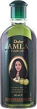 Масло за коса - Dabur Amla Hair Oil (продуктът не е подходящ за светла коса) — снимка N2