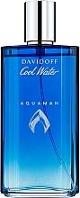 Парфюмерия и Козметика Davidoff Cool Water Aquaman Collector Edition - Тоалетна вода