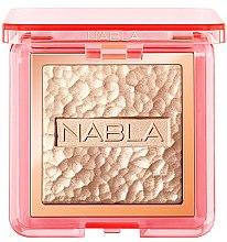 Парфюми, Парфюмерия, козметика Хайлайтър за лице - Nabla Skin Glazing Highlighter