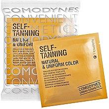 Парфюмерия и Козметика Бронзираща кърпичка за всеки тип кожа - Comodynes Self-Tanning Natural & Uniform Color