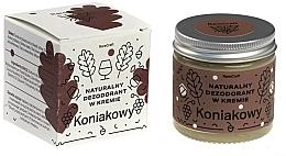 "Парфюмерия и Козметика Натурален крем-дезодорант ""Коняк"" - RareCraft Cream Deodorant"
