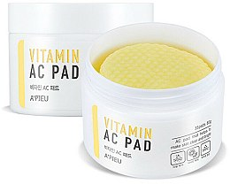 Парфюмерия и Козметика Ексфолиращи тампони за лице - A'pieu Vitamin AC Pad