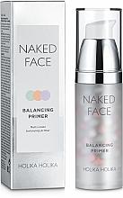 Парфюмерия и Козметика Балансираща основа за грим - Holika Holika Naked Face Balancing Primer