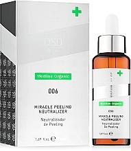 Парфюмерия и Козметика Неутрализатор за пилинг за скалп № 006 - Simone DSD de Luxe Medline Organic Miracle Peeling Neutralizer
