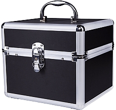 Парфюмерия и Козметика Черен козметичен куфар - NeoNail Professional
