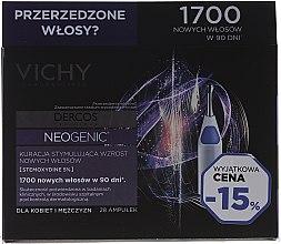 Парфюми, Парфюмерия, козметика Ампули за растеж на косата - Vichy Dercos Neogenic