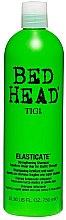 Парфюми, Парфюмерия, козметика Укрепващ шампоан за слаба коса - Tigi Bed Head Elasticate Strengthening Shampoo