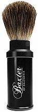 Парфюмерия и Козметика Четка за бръснене - Baxter Professional Travel Brush Pure Badger