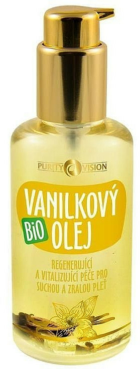Ванилово масло - Purity Vision Bio