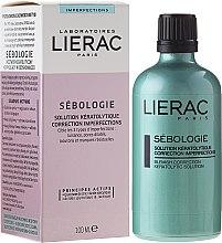 Парфюмерия и Козметика Кератолитичен разтвор против несъвършенства - Lierac Sebologie Blemish Correction Keratolytic Solution