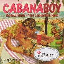 Парфюми, Парфюмерия, козметика Сенки-руж - theBalm Shadow-Blush Cabana Boy