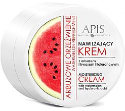 Парфюми, Парфюмерия, козметика Хидратиращ крем за лице с диня и хиалуронова киселина SPF 15 - APIS Professional Face Cream