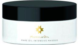 Парфюмерия и Козметика Маска за коса с марулово масло - Paul Mitchell Marula Oil Rare Oil Intensive Masque