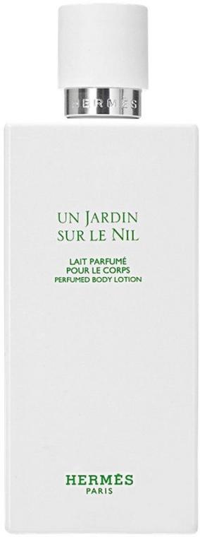 Hermes Un Jardin sur le Nil - Лосион за тяло — снимка N2