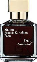 Парфюмерия и Козметика Maison Francis Kurkdjian Oud Satin Mood - Парфюмна вода