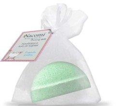 """Парфюми, Парфюмерия, козметика Бомбичка за вана """"Зелен чай"""" - Nacomi Green Tea Bath Bomb"""