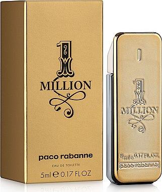 Paco Rabanne 1 Million - Тоалетна вода ( мини )  — снимка N1