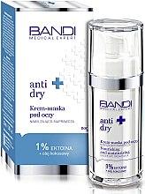 Парфюми, Парфюмерия, козметика Хидратираща околоочна крем-маска - Bandi Medical Expert Anti Dry Eye Cream Mask