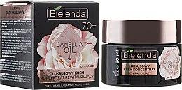 Парфюми, Парфюмерия, козметика Лифтинг-крем против бръчки 70+ - Bielenda Camellia Oil Luxurious Cream 70+